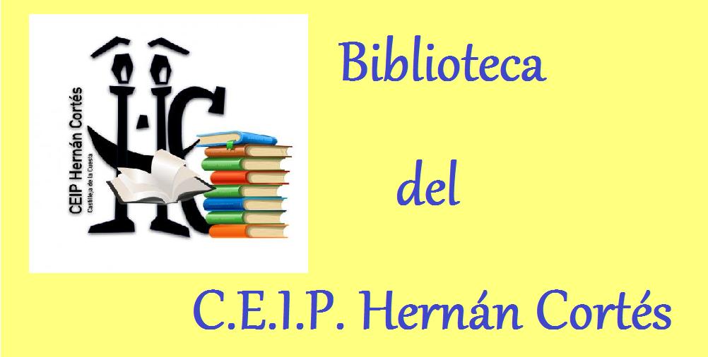 BIBLIOTECA DEL CEIP HERNÁN CORTÉS