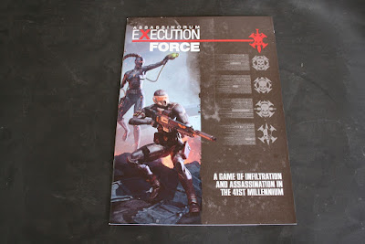 Reglas de la caja de Assassinorum: Execution Force