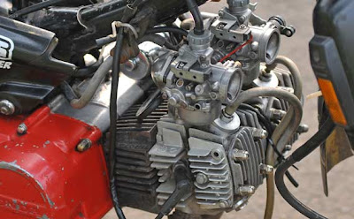 honda astrea grand bore-up | honda astrea grand 2 silinder | honda astrea grand modifikasi