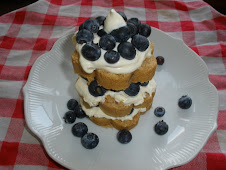 "Blueberry ""TALL"" cake"
