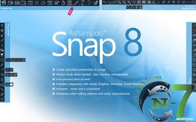 Ashampoo Snap 8.0.6 Final