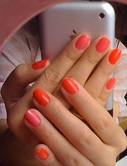 If You Are Going To Go Out With Someone Special It Is Best Choose Daring And Bright Colored Nail Polish For A More Classy Night Like