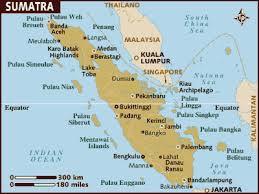 Asal Muasal Nama Sumatera....!!!