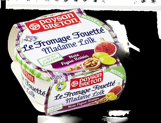 Terrine de fromage fouett madame lo k noix figue raisin parmesan et paprika - Grille pain transparent magimix ...