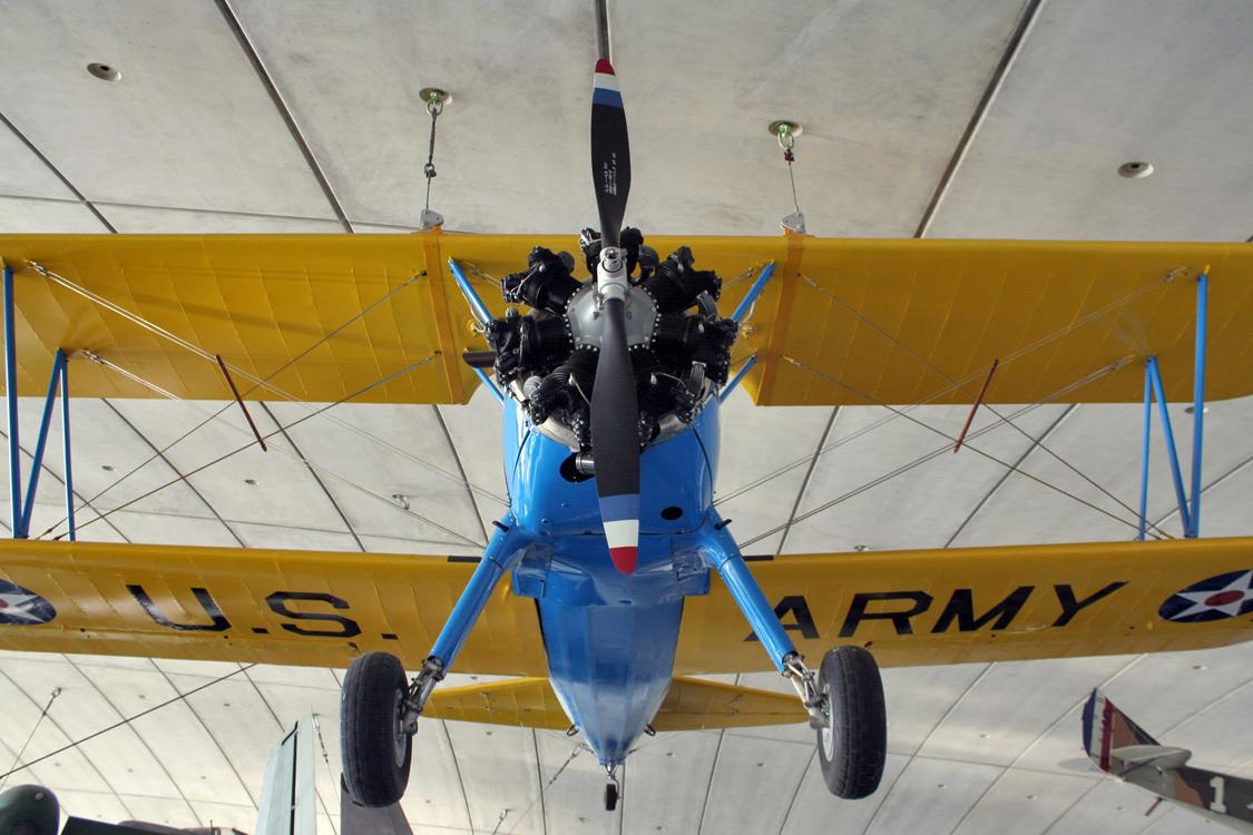 Duxford Airshow September 14th 2014 - Boeing Stearman