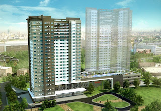 Avida Towers Altura Perspective