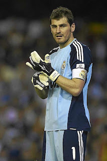Mourinho no quiere Casillas sea Capitán