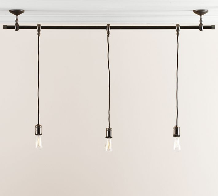 Pottery Barn Pendant Track Lighting : Numbered street designs pottery barn finds