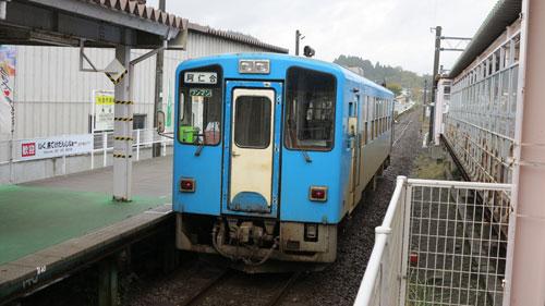 Akita Nairiku Jukan Railway Kakunodate