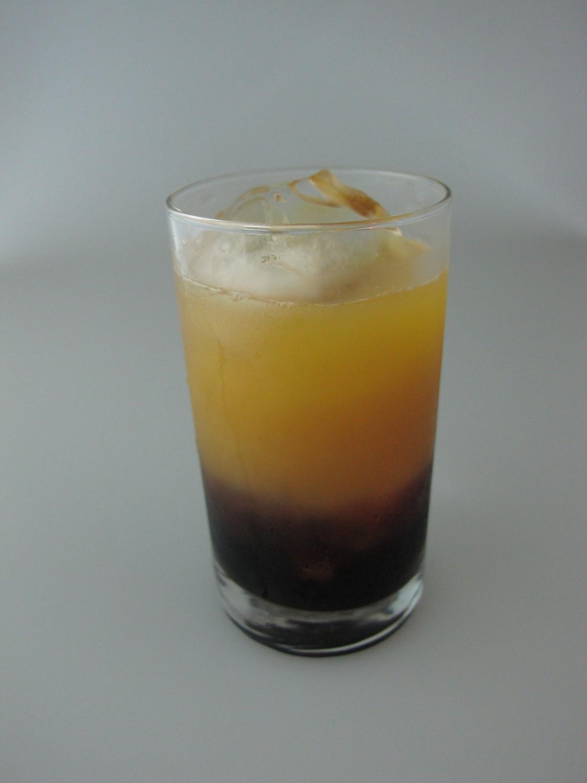Humble Bartender Cocktail Cassis Orange