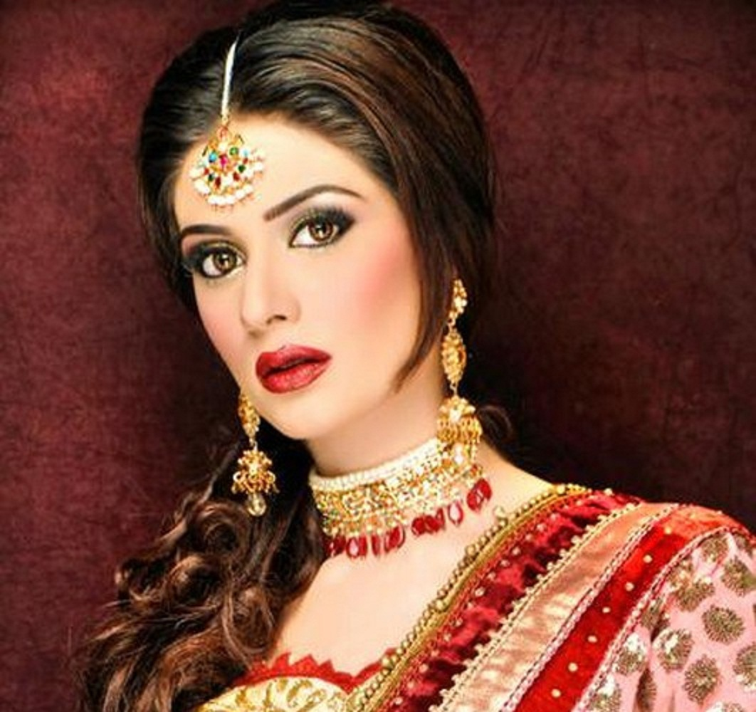 Latest Bridal Makeup Ideas For 2015 Wallpapers Free Download