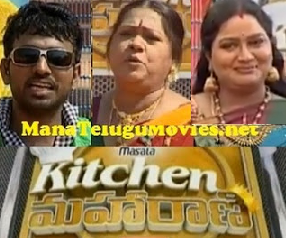 Kitchen Maharani – 5th Jan – Shruthi as Guest