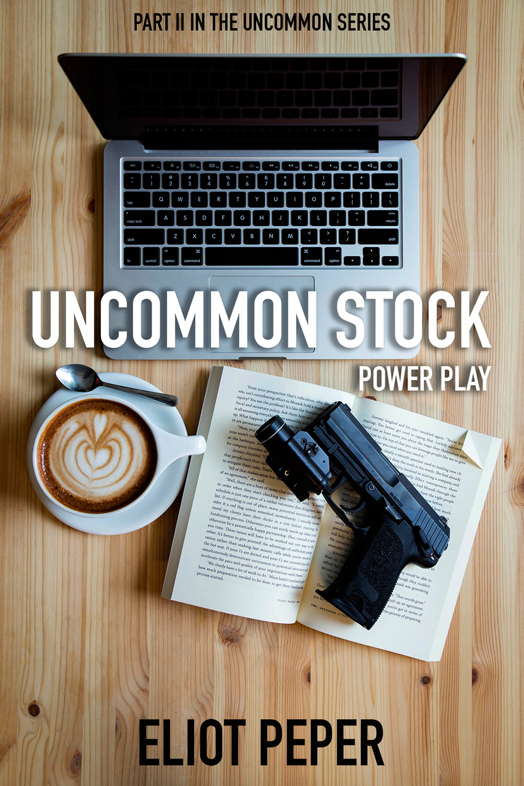 Part Two in the Uncommon Series launches on December 3rd: