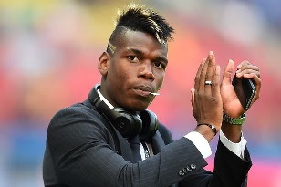 Done deal: Reports in Spain suggest that an agreement has been reached that will see Pogba join Barca