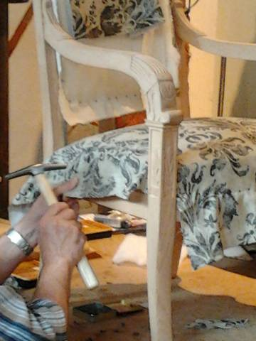 stages tapissier d 39 ameublement paris octobre 2011. Black Bedroom Furniture Sets. Home Design Ideas