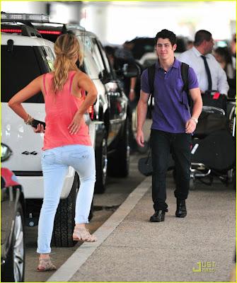Nick Jonas & Delta