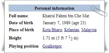 Perkahwinan Khairul Fahmi Che Mat