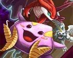 juego de estrategia Monster Arena