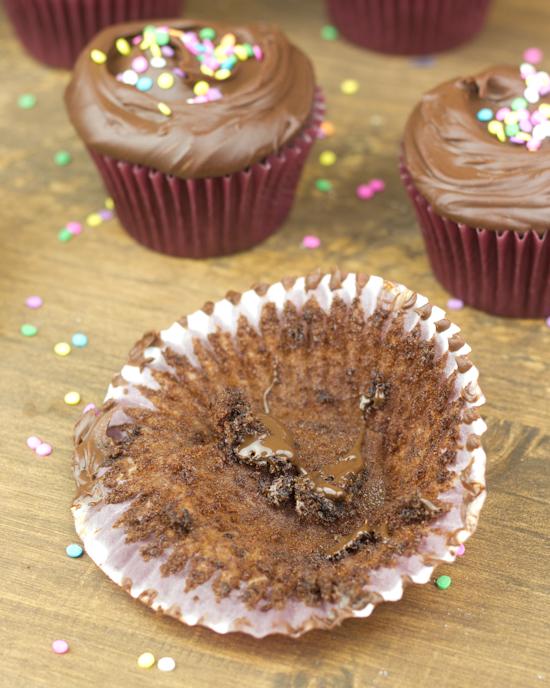 Los cupcakes de chocolate s los cupcakes con - Blog objetivo cupcake perfecto ...