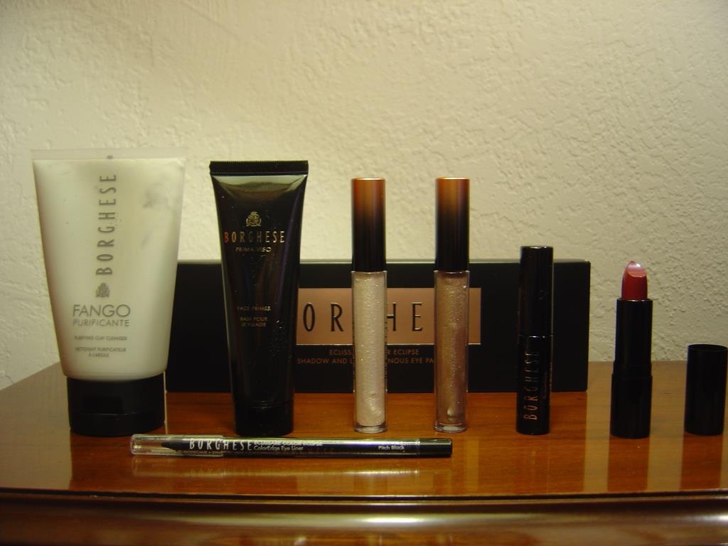 Nuts Stuff Borghese Cosmetics Skincare