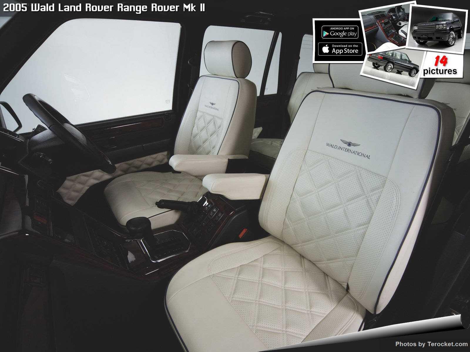 Hình ảnh xe độ Wald Land Rover Range Rover Mk II 2005 & nội ngoại thất
