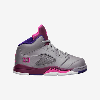 Air Jordan 5 Retro (2c-10c) Infant/Toddler Boys' Shoe # 440890-009