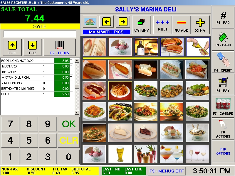 foreign studies of restaurant billing system Considerations regarding hospital information systems the use of computers in medicine dates back to the 1950s with studies that attempted to expand the mental capacity of physicians (stumpf and freitas, 1997) or dealt with research on electrophysiology (collen, 1986.