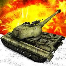 Tank Fury Blitz 2016 v1.0 Mod Apk-cover