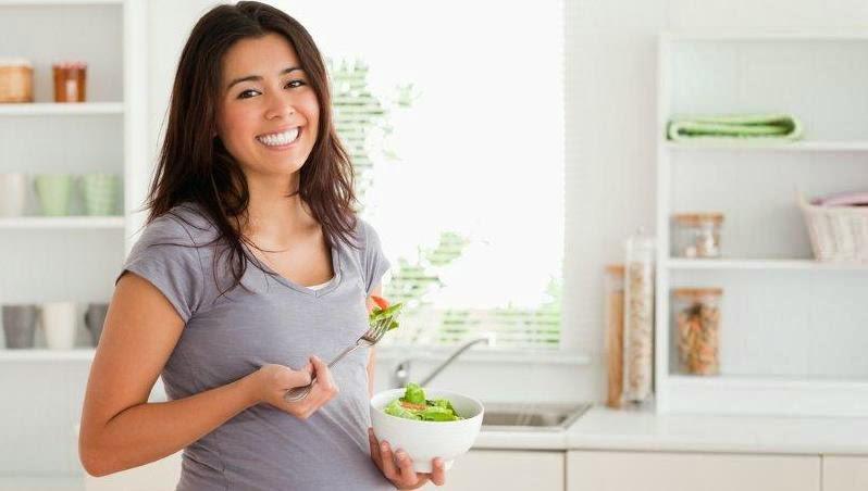 Penuhi Gizi Ibu Hamil dengan Menu Makan Sehat ini! | Ruang ...