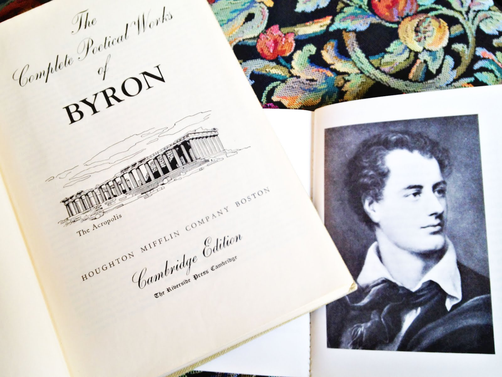 by Lord Byron (George Gordon)