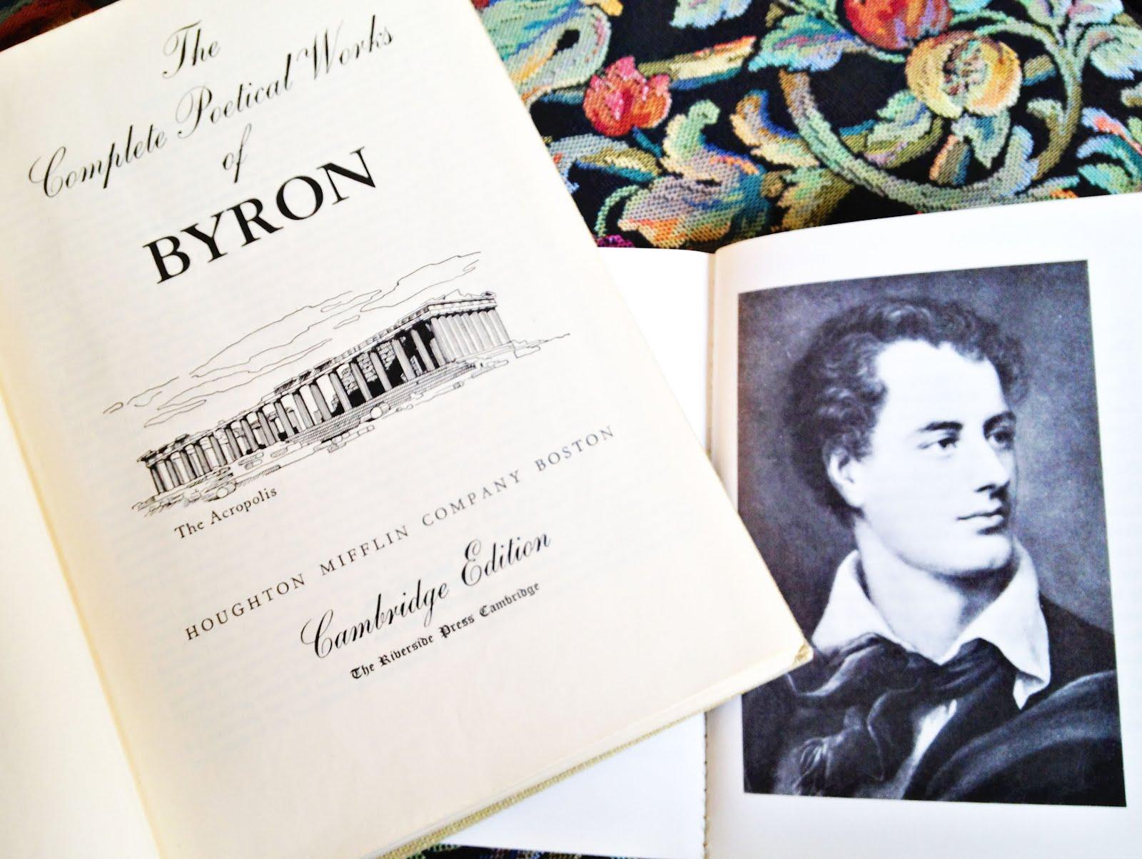 by Lord Byron (George Gordon)