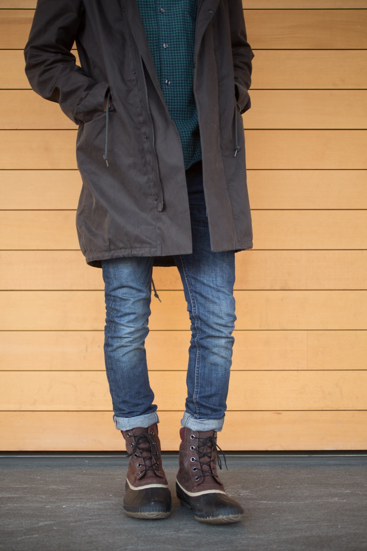 Sorel Duck Boots for Men Review