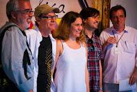 Foto: Peterson Azevedo - Sérgio Rivero, Gustavo Falcón, Adelice Souza, Márcio Matos, Aurélio Shommer