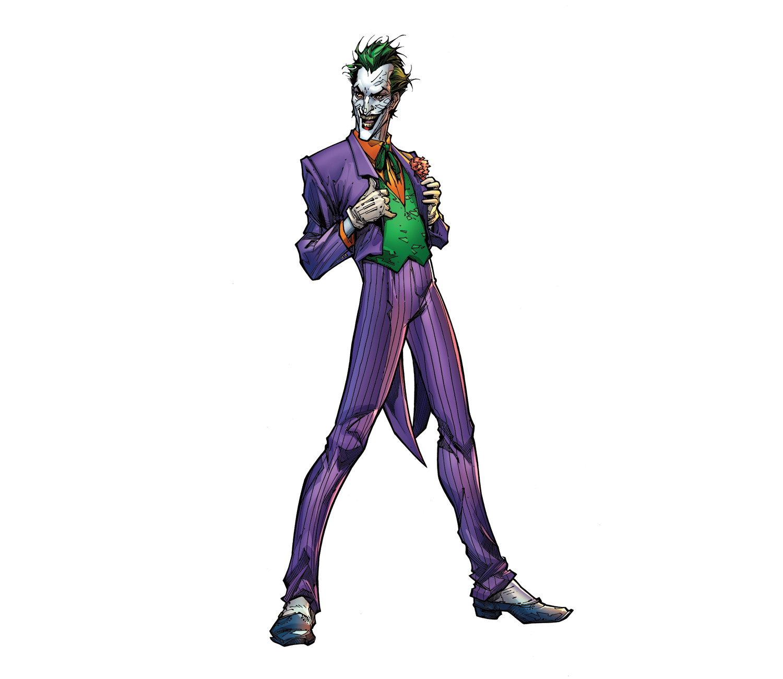 Ficha de Joker Joker