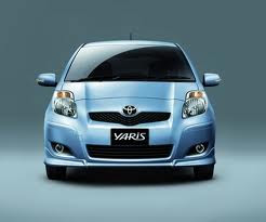 รถ Toyota Yaris