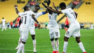 Ghana vs Mali, Octavos de Final Mundial Sub 20