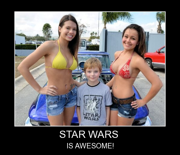 Power Of Star Wars!