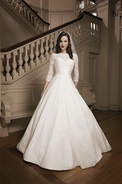 Diseños de vestidos de novia