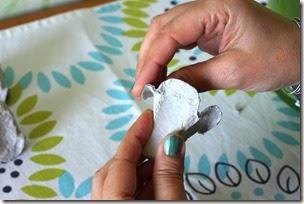 ทำกุหฃาบ วาเลนไทน์ ทำเอง hvordan man rose blomst fra gamle æggebakke genbrug 오래된 계란 트레이 재사용에서 장미 꽃을하는 방법