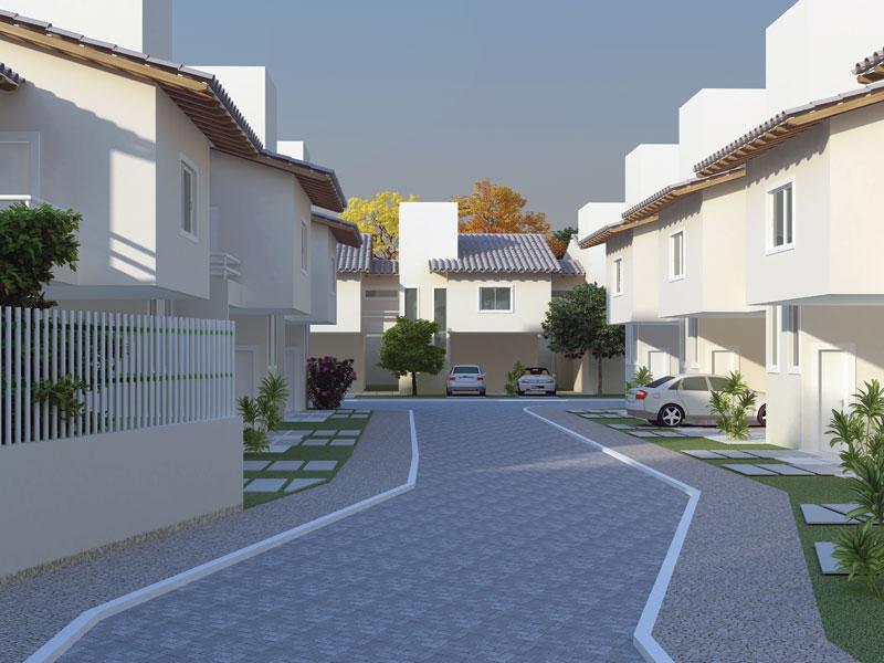 Condominio Fechado Goiania – 3 e 4 quartos – Condomínios