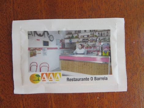 Empresa Parceira desta semana: Restaurante  Barrela