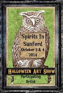 Halloween Art Show