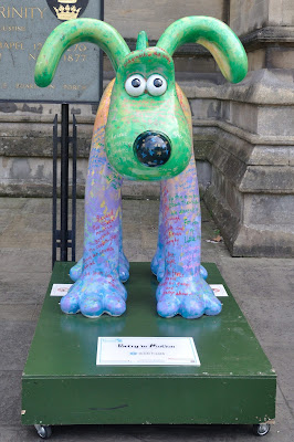 Poetry in Motion Gromit (front view)