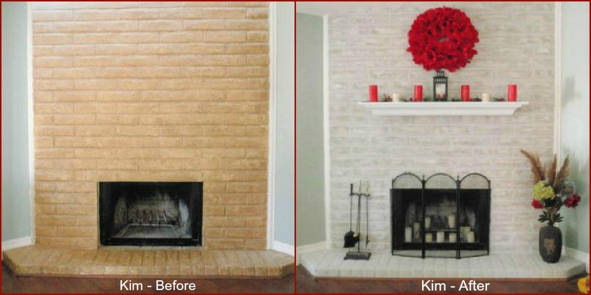 fireplace decorating fireplace paint metamorphosis