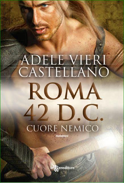 Il secondo libro della serie Roma Caput Mundi