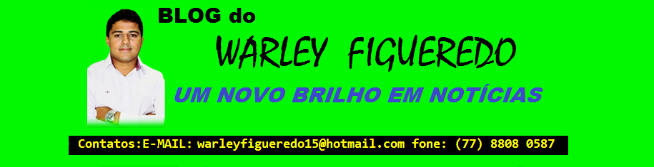 BLOG do WARLEY FIGUEREDO