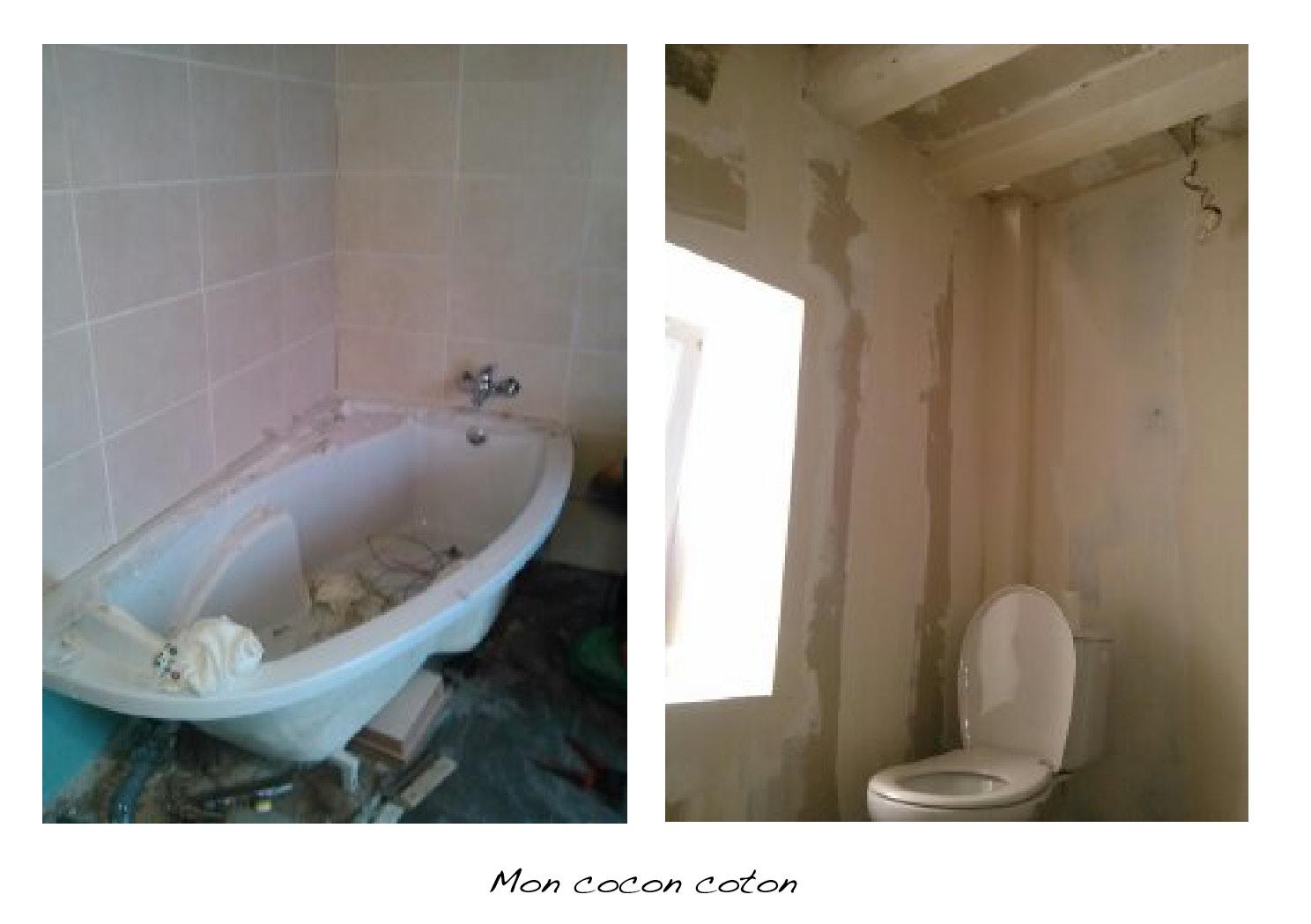 Petit voyage cocooning dans ma salle de bain mon cocon coton for Dans ma salle de bain chanson