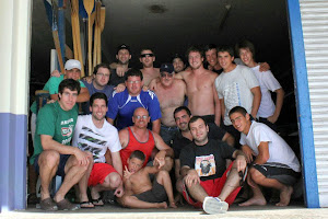 CLUB COLONIA ROWING 2012 - GENERACIONES QUE SE SUMAN....
