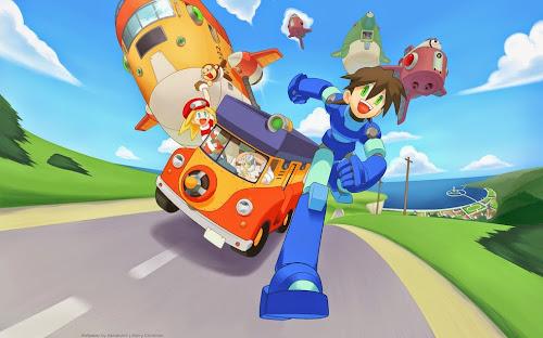 Mega Man Legends 3 demake 8bits em 2D é lançado para PC [DOWNLOAD]