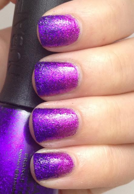 Nubar Violet Sparkle